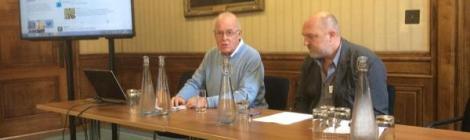 John Gledson apresenta David Treece